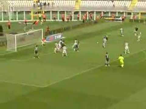 Juventus Lazio 5 2 gir. di rit. campionato 2007/08