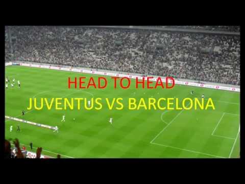 Inilah head to head Juventus vs Barcelona