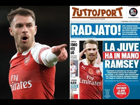 Bayern Munich and Juventus battle it out for Arsenal star Aaron Ramsey as it's revealed he