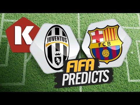 Juventus vs. Barcelona | 2015 Champions League Final