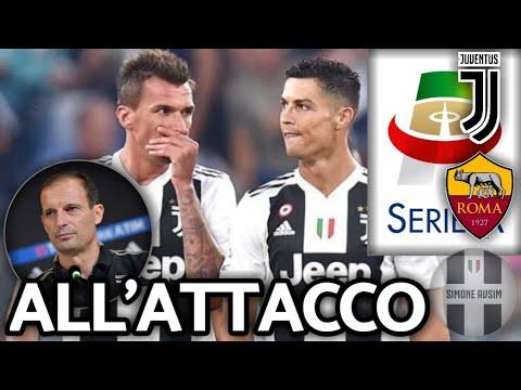 Campioni d'inverno con Ronaldo Dybala e Mandzukic? ||| Juventus-Roma PREVIEW