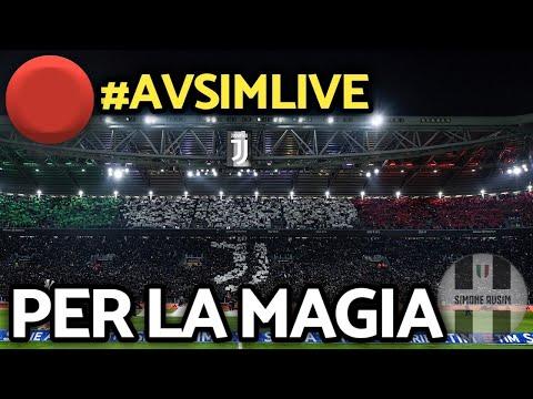 Contro la Roma partita difficile? ||| Avsim Live pre Juventus-Roma
