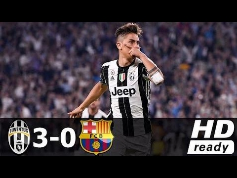 Juventus vs Barcelona 3-0 – All Goals & Highlights – Champions League 11/04/2017 HD