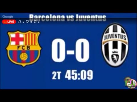 BARCELONA VS JUVENTUS LIVE STREAM 19/04/2017 AO VIVO – LIVE SCORE