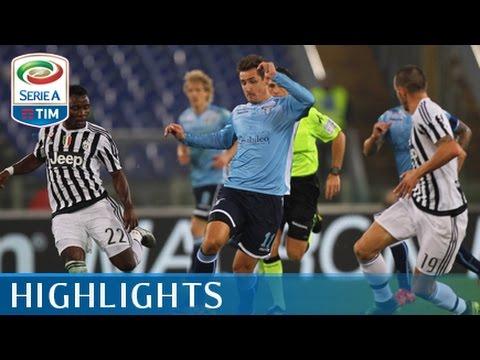 Lazio-Juventus 0-2 – Highlights – Matchday 15 – Serie A TIM 2015/16