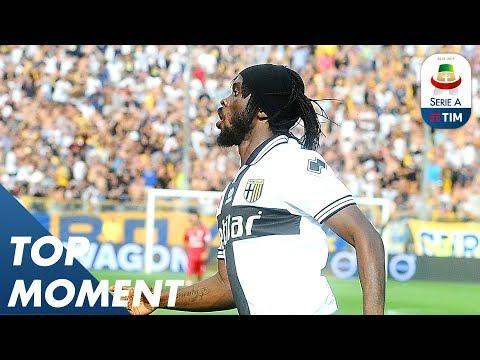 Great Gervinho Finish! | Parma 2-0 Cagliari | Top Moment | Serie A