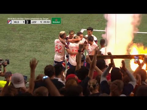 HIGHLIGHTS: MLS All-Stars vs. Juventus | August 1, 2018