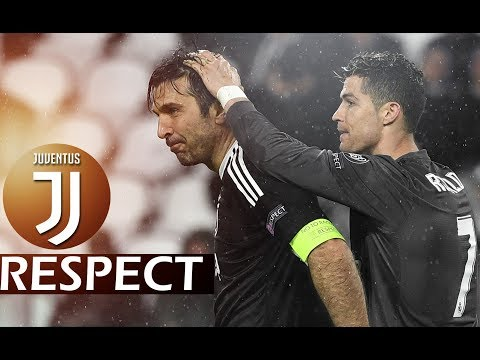 Cristiano Ronaldo Respect For Juventus Players ● Welcome To Juventus • Leave Real Madrid