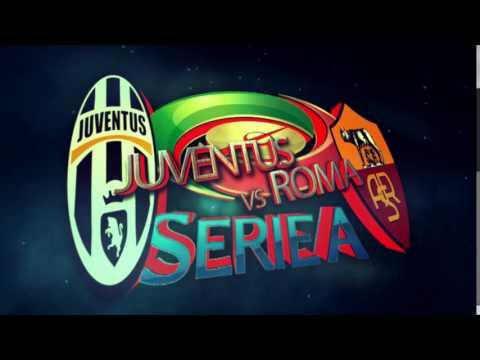 SerieA BIG Match Juventus vs Roma Replay Logo for PES 2017 2016 2015