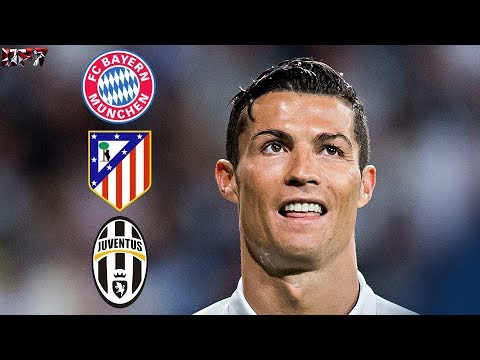 Cristiano Ronaldo – Destroying Great Teams 2017 | Bayern Munich, Atletico Madrid, Juventus | HD