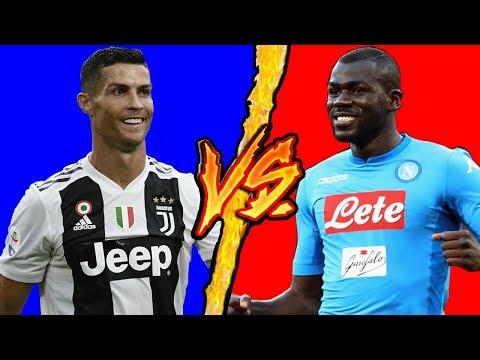 Juventus VS Napoli (2018) – Battaglia Rap Epica – Manuel Aski feat. Amendola Brothers