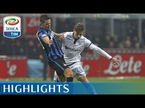 Inter – Lazio 1-2 – Highlights – Matchday 17 – Serie A TIM 2015/16