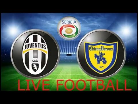 LIVE : TRỰC TIẾP Juventus vs Chievo verona SERIE A 18/8/2018