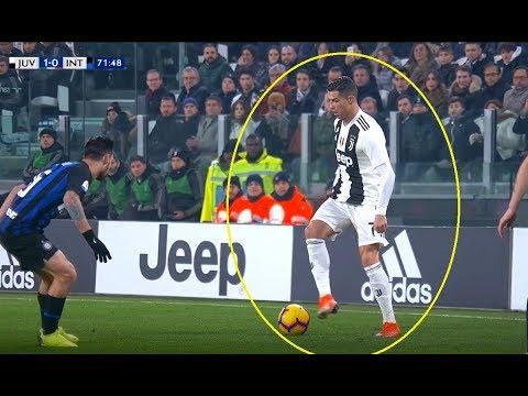 Cristiano Ronaldo ⚽ First Derby D'Italia 🇮🇹 ⚽ 2018\2019 ⚽ HD #CristianoRonaldo #Juventus