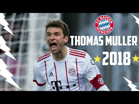 Thomas Muller 2018●Amazing Goals, Skills and Assists|HD