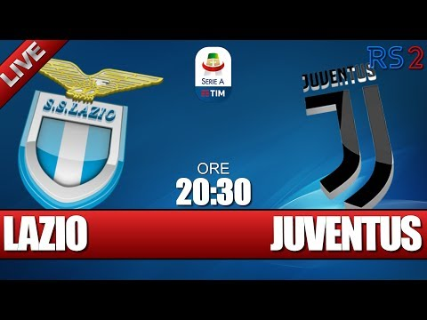 LAZIO – JUVENTUS con Ronaldo – Serie A – 27-01-2019 – Radiocronaca live in diretta streaming