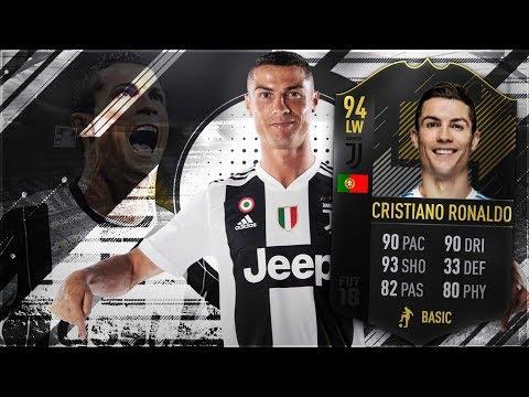 FIFA 18: RONALDO Juventus Buy First DREEEIIII Guy VS Der Keller