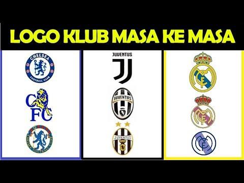 30 Logo Klub Sepakbola Dunia Dari Masa ke Masa