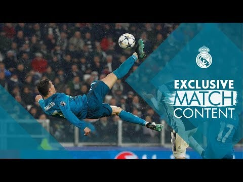 Juventus 0 – 3 Real Madrid | Exclusive VICTORY footage in Turin