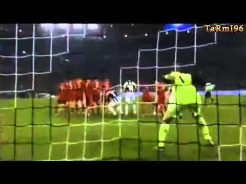 Juventus vs Bayern Munich – Manuel Noeur Amazing Save vs Pirlo 10.4.2013