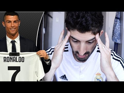 5 Stages of Grief After Cristiano Ronaldo Joins Juventus
