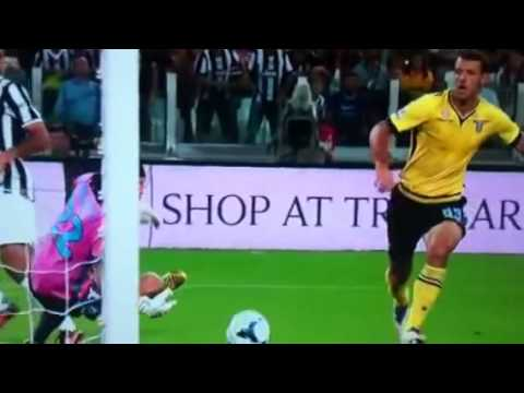 Juventus  vs Lazio  4-1 Ampia Sintesi   31/08/2013 All Goals Highlights