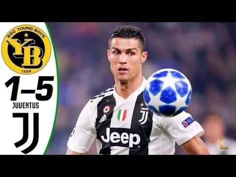 Young Boys vs Juventus 1-5 – All Goals & Extended Highlights RÉSUMÉN Y GOLES ( Last Matches ) HD