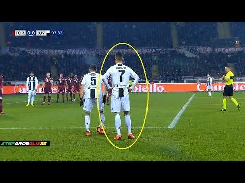 Cristiano Ronaldo ⚽ First Derby Della Mole ⚽ 2018\2019 ⚽ HD #CristianoRonaldo #Juventus