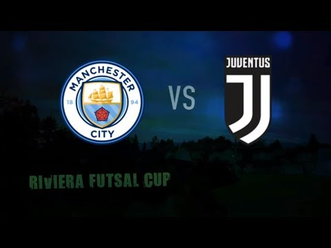 Riviera Futsal Cup U13 2018 Manchester City VS Juventus Quart 3 World Cup