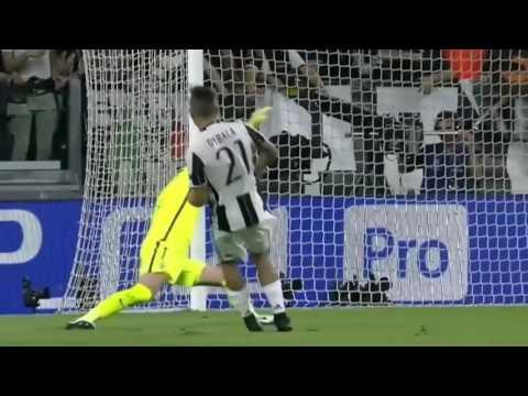 Juventus vs AS Monaco 2-1 Semifinal UCL 2017 Second Leg Highlights