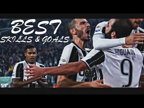Juventus Most Amazing Skills & Goals 2017   1080p HD