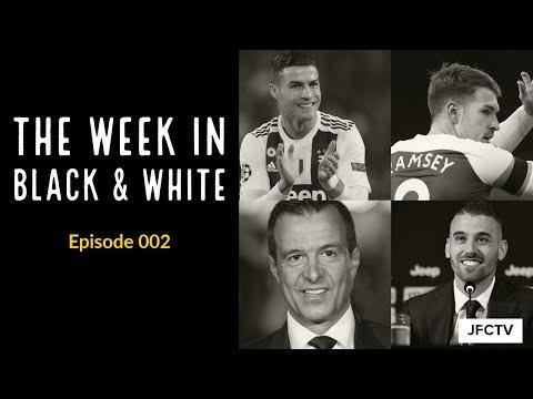 Juventus News – The Week in Black White Episode 002 (Juvefc.tv)