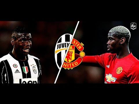 Pogba in Juventus vs Pogba in Manchester United | HD