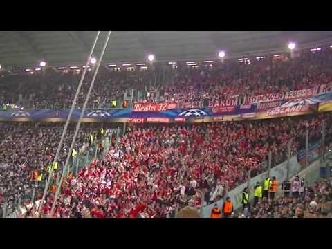 JUVENTUS Vs Bayern Munich  Ultras Bayern
