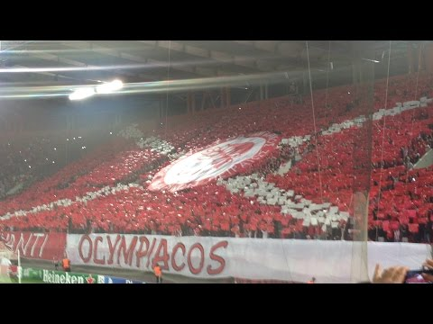Gate 7 against Juventus (Champions League 22-10-2014)