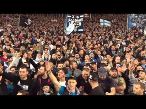 Lazio – Juventus Curva Nord Avanti ragazzi di Buda