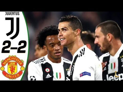 Juventus vs Manchester United 2-2 – All Goals & Highlights – Résumén y Goles ( Last Matches ) HD