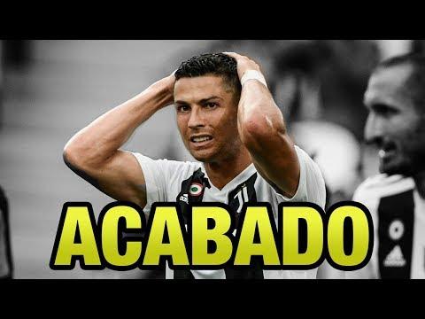 Por qué Cristiano Ronaldo no mete gol con la Juventus (Análisis)