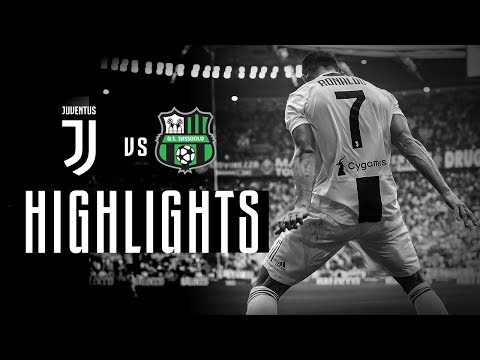HIGHLIGHTS: Juventus vs Sassuolo – 2-1 – Serie A – 16.09.2018 | Ronaldo's first goals!