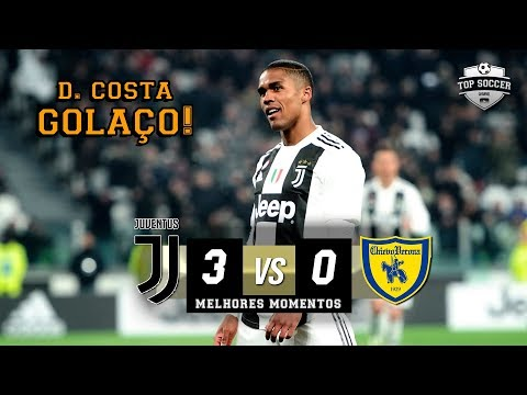 Juventus 3 x 0 Chievo – Melhores Momentos e Gols (HD COMPLETO) 21/01/2019