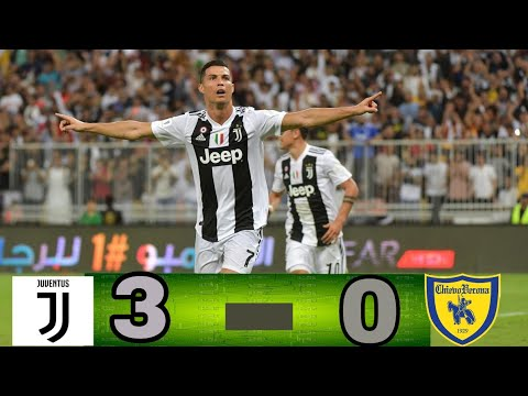 Juventus Vs chievo (3 – 0)(21 Jan 2019)(Live score) (odinakatech boy)