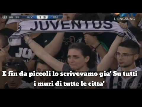 Forza Juventus vinci per noi lyrics