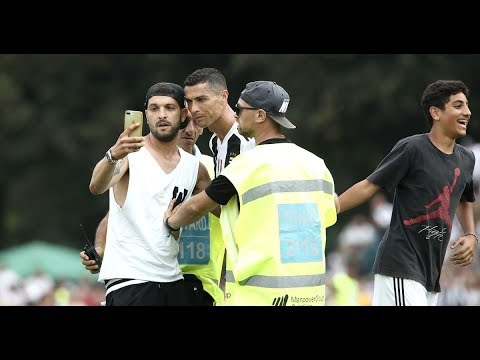 Cristiano Ronaldo friendly for Juventus abandoned after 70 minutes – Daily News