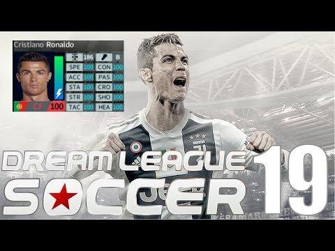 Cristiano Ronaldo – DREAM LEAGUE SOCCER 2019 – dls 19 – JUVENTUS –  En iyi anları ve Golleri