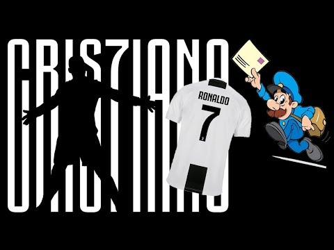 Juventus Ronaldo Trikot Unboxing 2018/19 Cr7 – by Toto – german