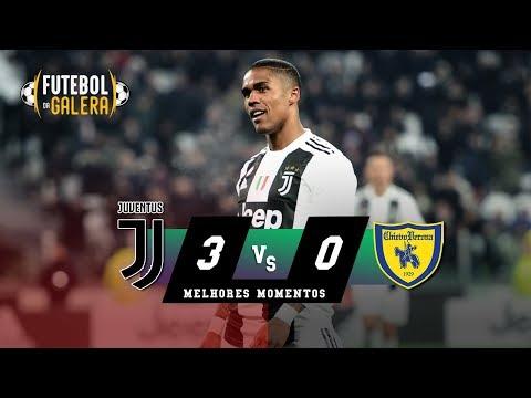 Juventus 3 x 0 Chievo – Melhores Momentos e Gols (HD COMPLETO) Campeonato Italiano 21/01/2019