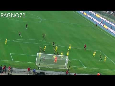 Chievo Vs JUVENTUS   Goal Bernardeschi 2-3