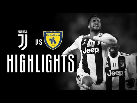 HIGHLIGHTS: Juventus vs Chievo Verona – 3-0 – Serie A – 21.01.2019 | Emre Can's first for Juve
