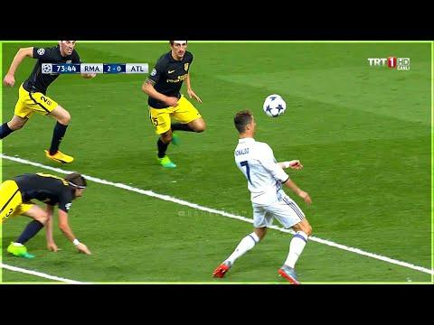 Cristiano Ronaldo UCL Goals That Shocked The World