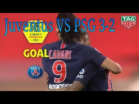 Juventus vs PSG 3-2